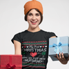 'My First Christmas with my Hot New Husband' t-shirt