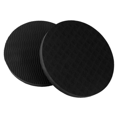 Non Slip Portable Round Protective Pad  - 2PCS/Set 4 Colors