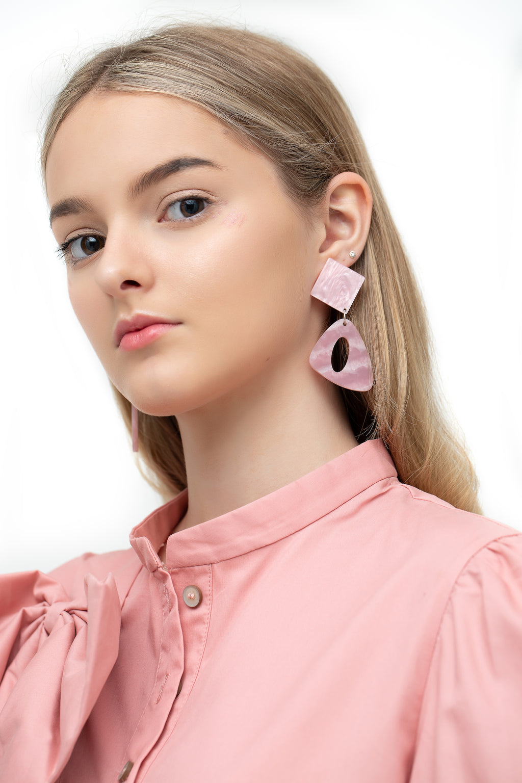 Contrasting Earrings