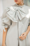 Oversized Bow Dress