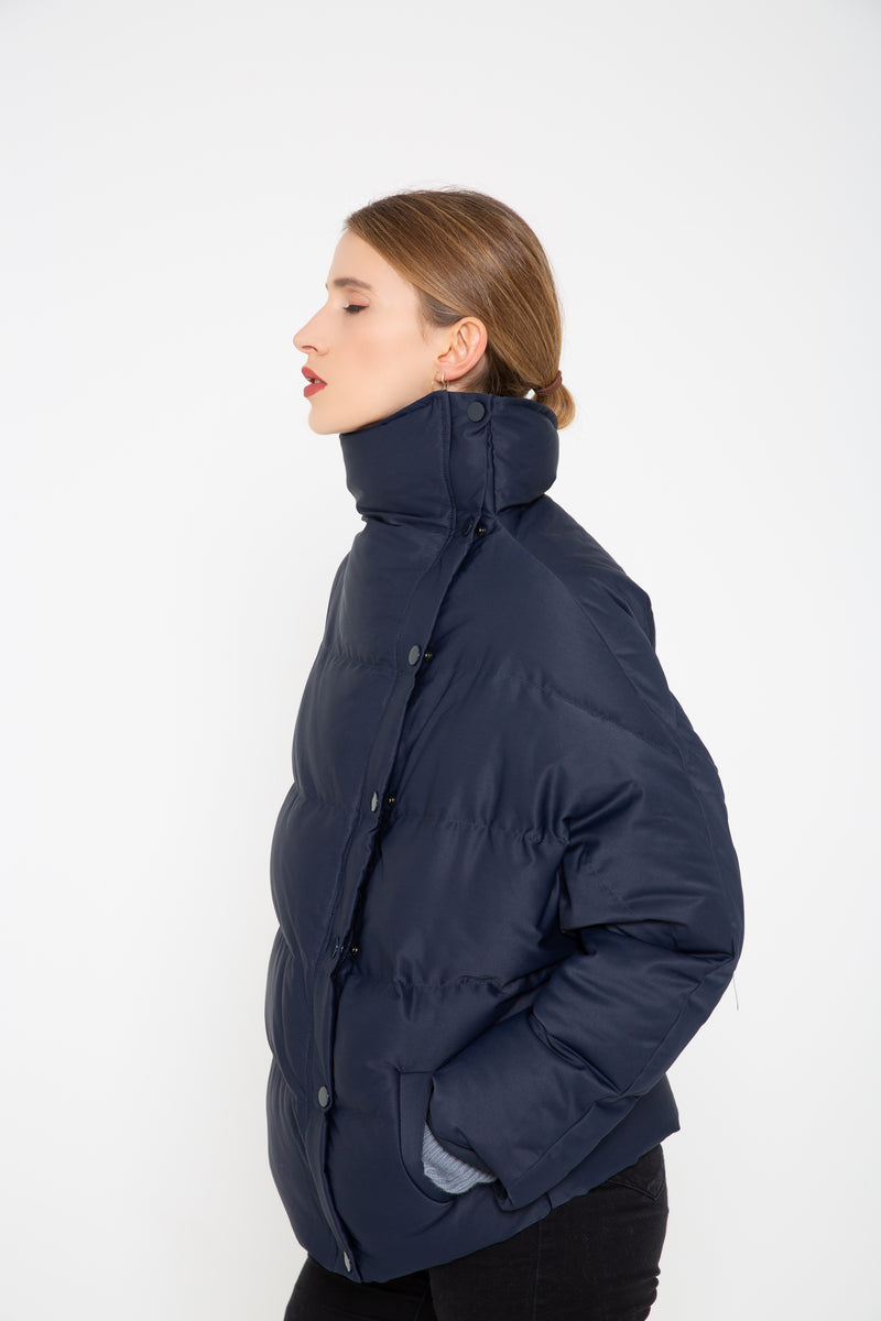 Winter Breaker(Navy Blue)