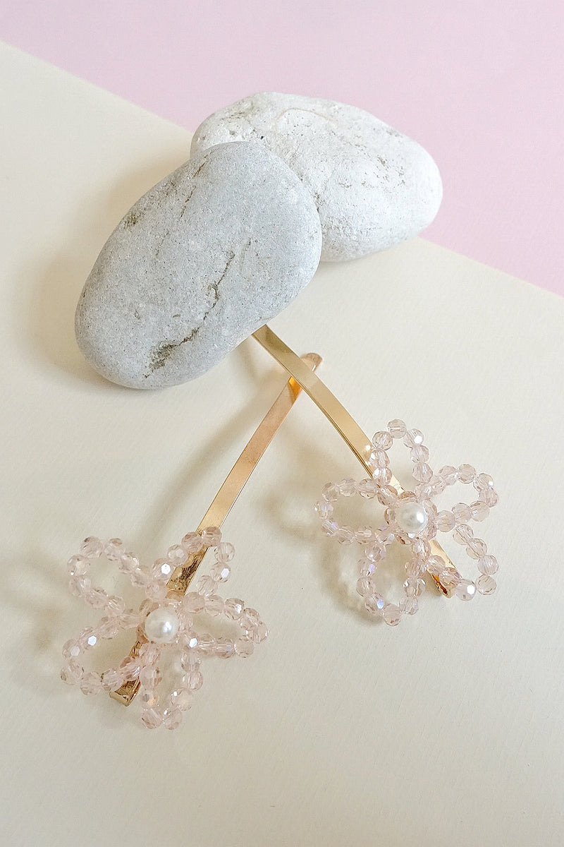 Bloom Hair Clips