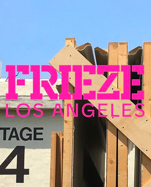 "Ep. 15 - ""Live From Frieze Los Angeles"" with Abstract Expressionist The Lovechild"
