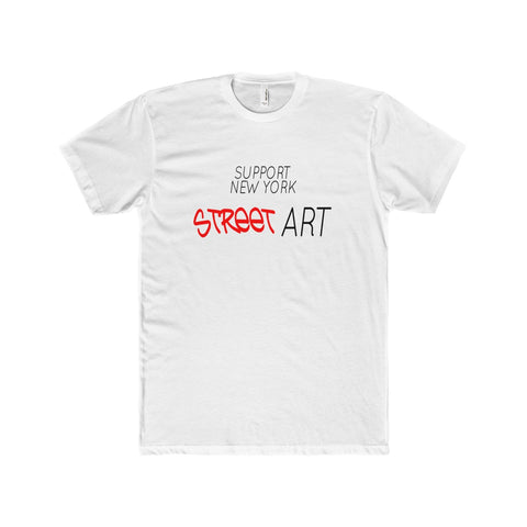 'Support NY Street Art' Tee