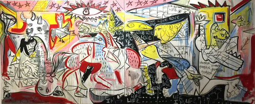 Guernica of Today