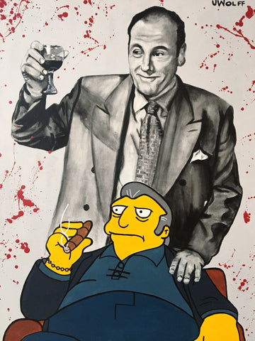 Tony Soprano / Fat Tony