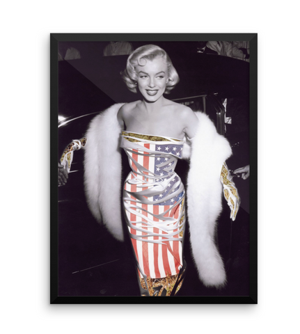 Marilyn Monroe Limited Edition Print
