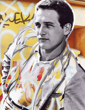 Paul Newman Limited Edition Print