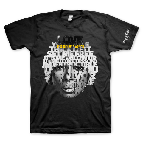 Song Portrait T-Shirt
