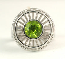 Theorem Party Ring with Peridot