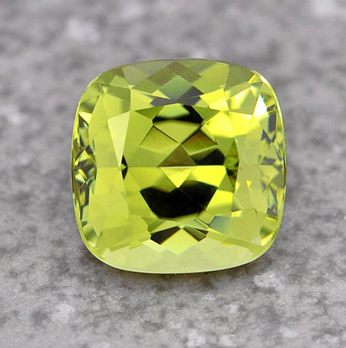 Yellow-Green Mali Garnet