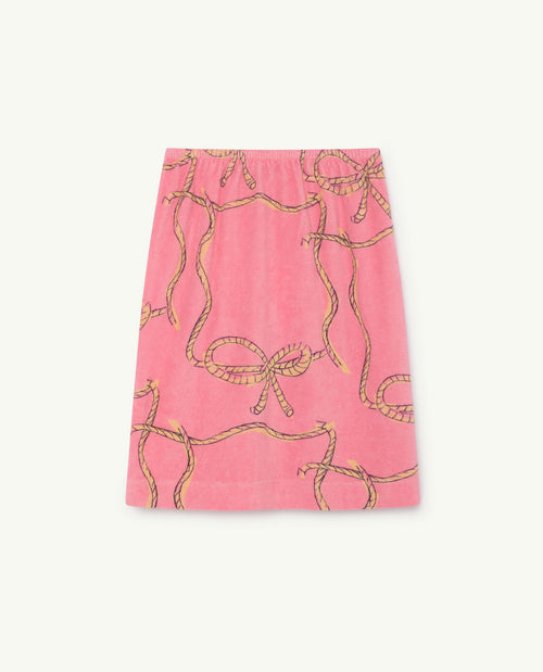 Kitten Skirt Pink Ropes