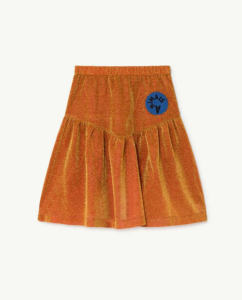 Turkey Kids Skirt Orange