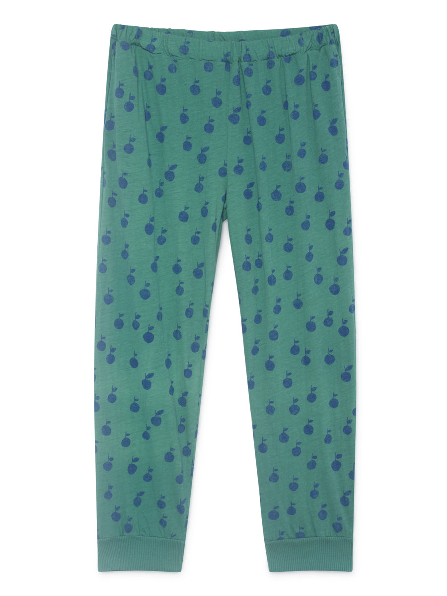 Bobo Choses Boy Green Apples Tracksuit