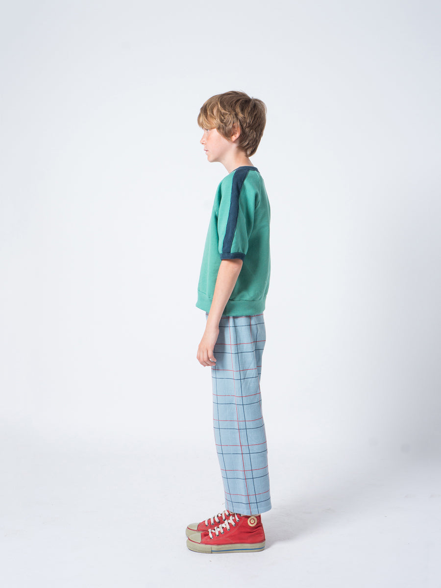 Bobo Choses Boy Lines Straight Pants