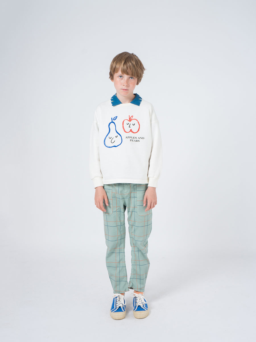 Bobo Choses Boy Lines Trousers