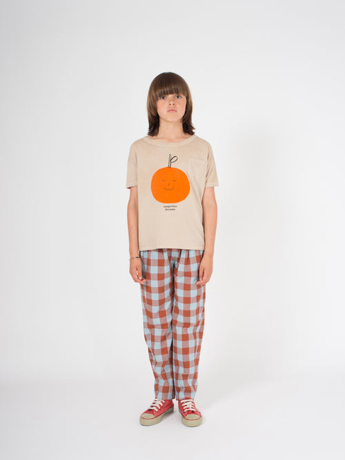 Bobo Choses Kids Vichy Trousers