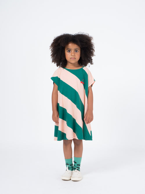 Bobo Choses Girl Cherry Evase Dress