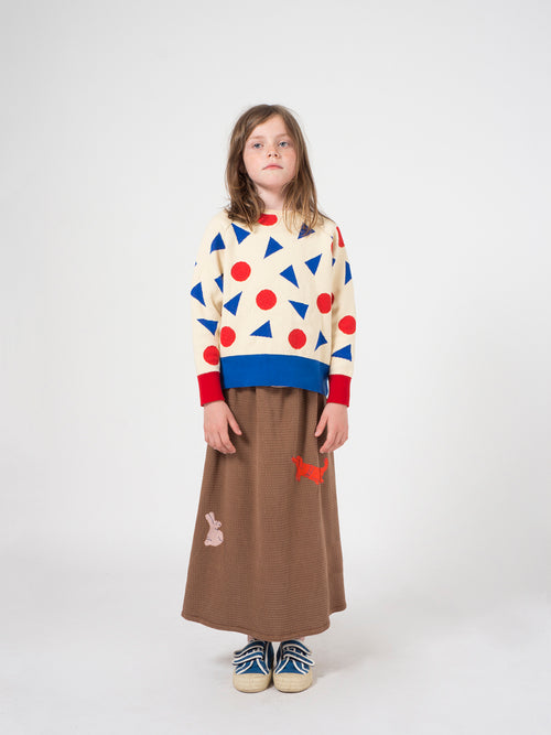 Bobo Choses Kids Pollen Jumper