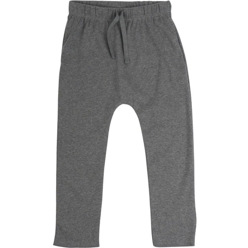 Nordic Pants Grey Melange