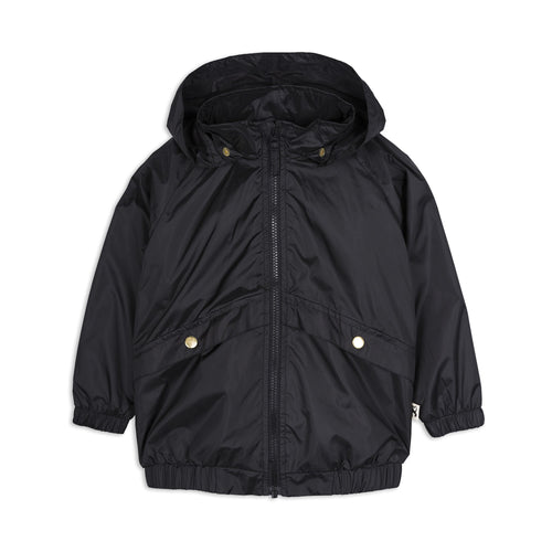 Mini Rodini Sporty Black Wind Jacket