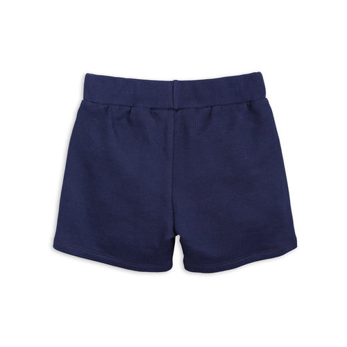 Mini Rodini Navy Draco Sweatshorts