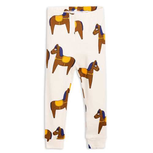 Horse Leggings yellow