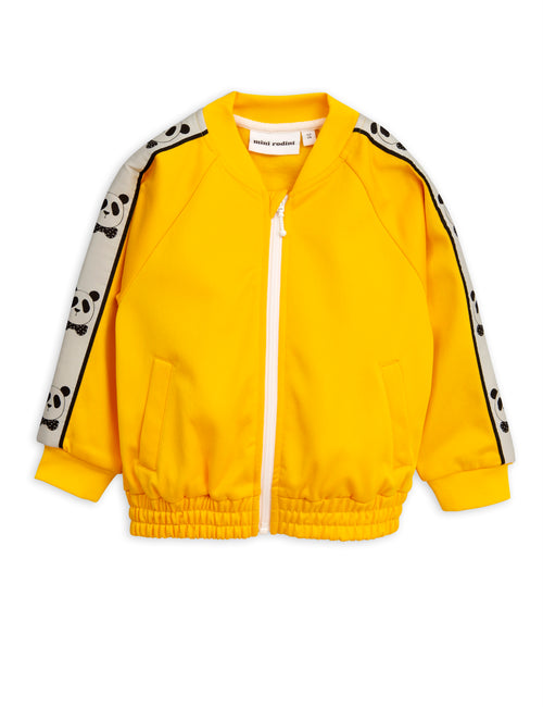 Yellow Panda Track Jacket