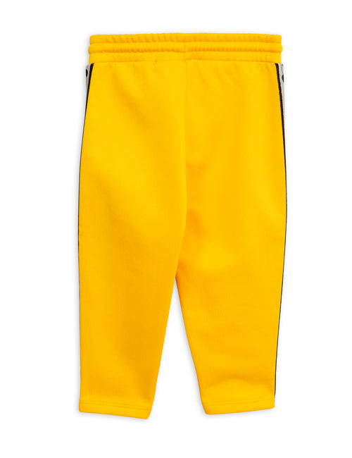 Yellow Panda Track Pants