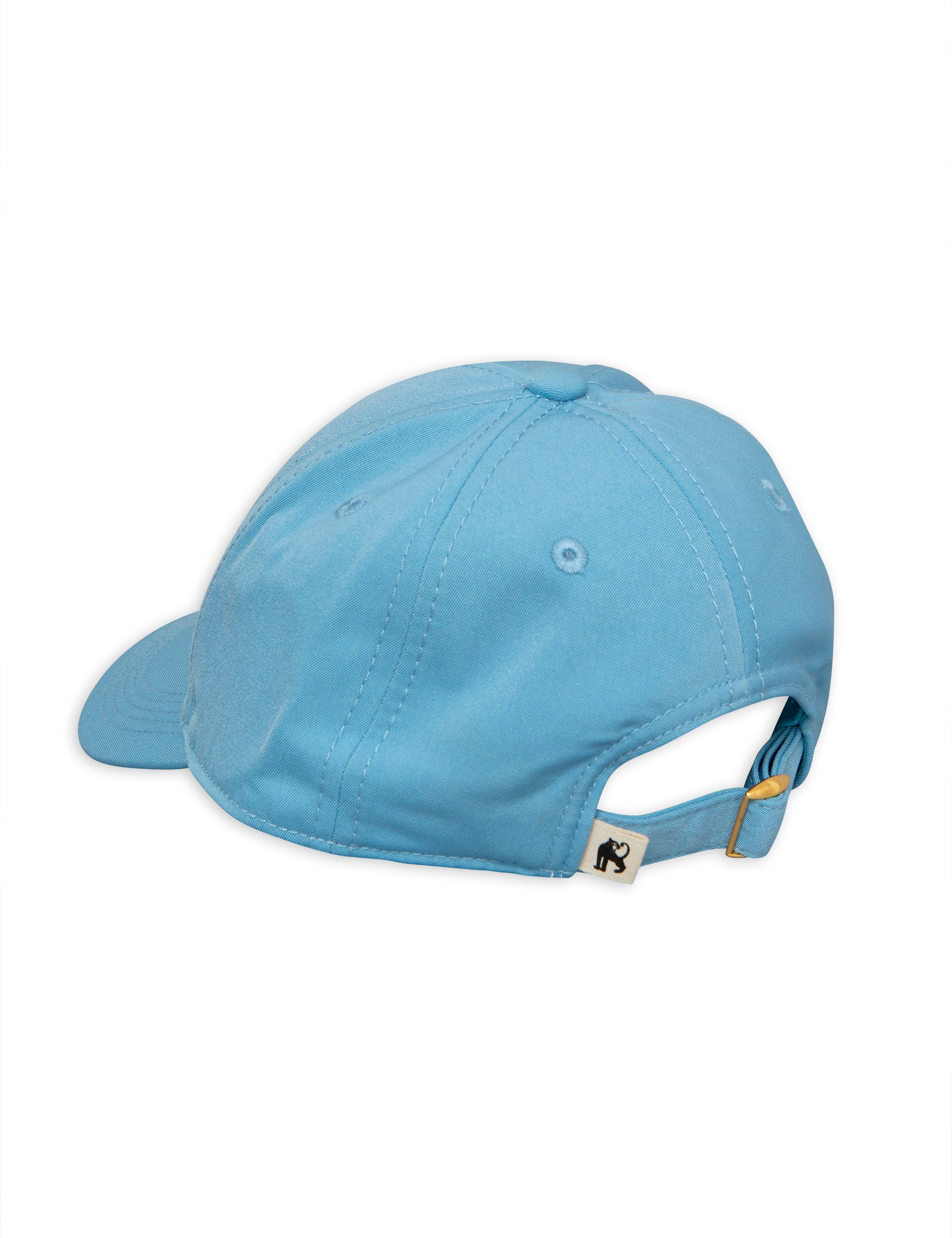 Mini Rodini Banana embroidery cap Light blue