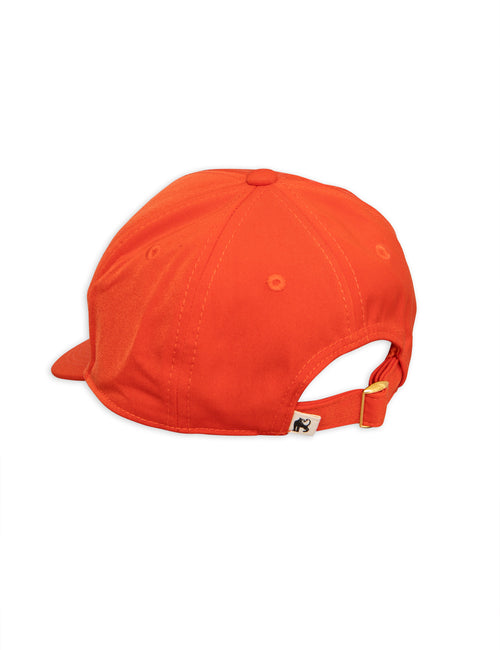 Mini Rodini Banana trucker Cap Red