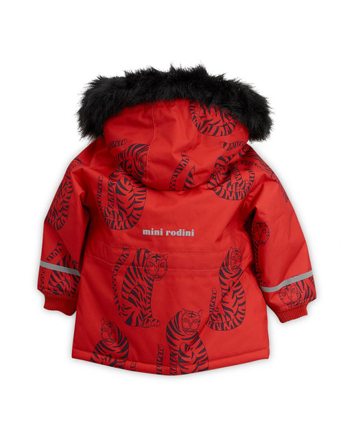 K2 Tiger Parka Red