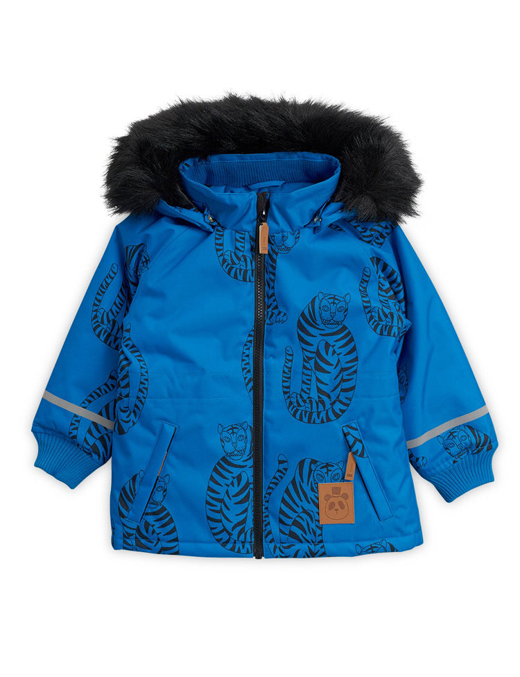 K2 Tiger Parka Blue