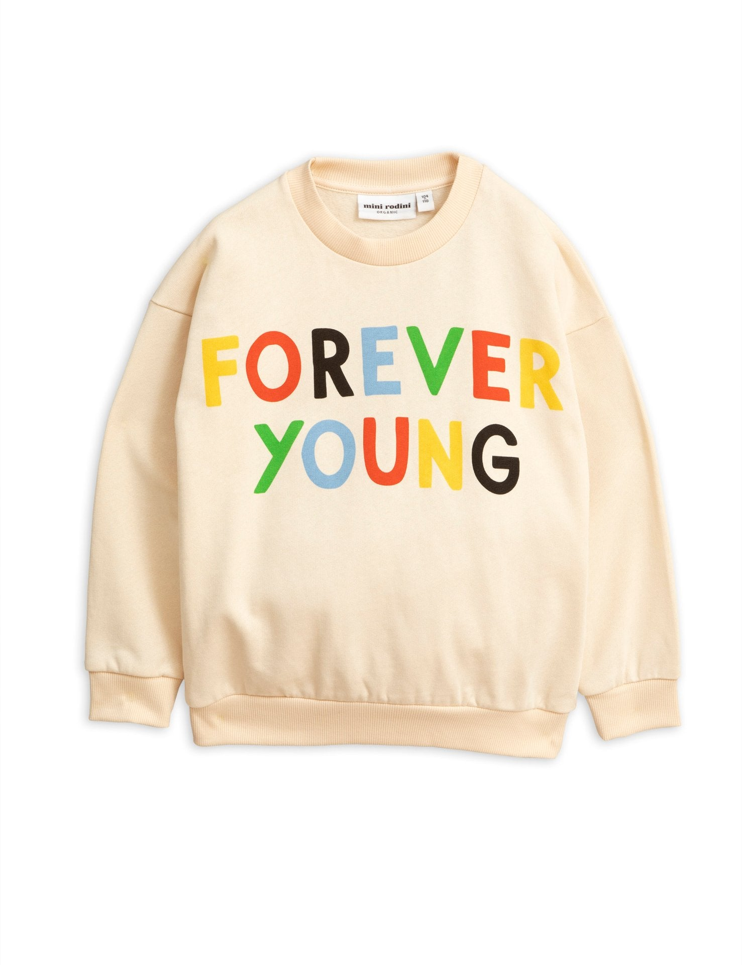 Forever Young Sp Sweatshirt Offwhite