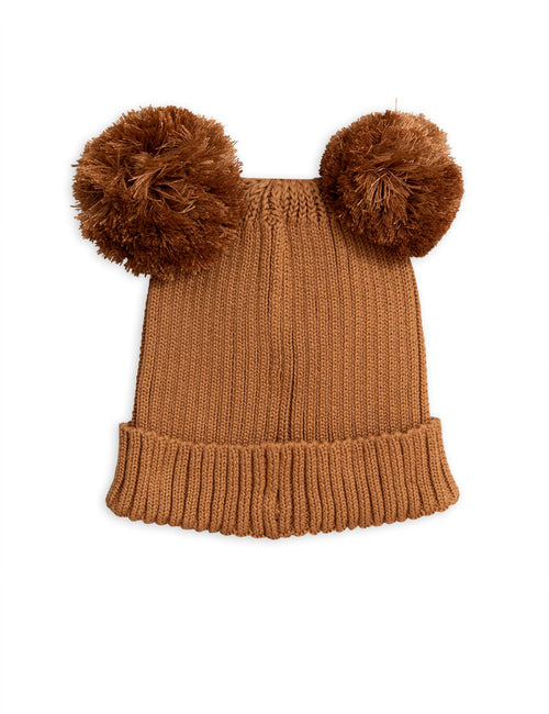Ear Hat Brown