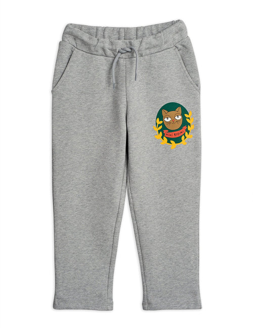 Cat Badge Sweatpants
