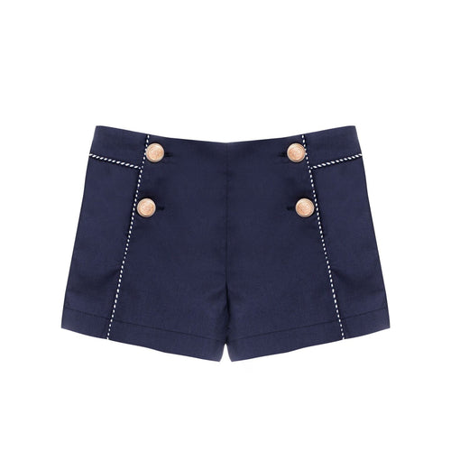 Shorts Kids Girl Navy