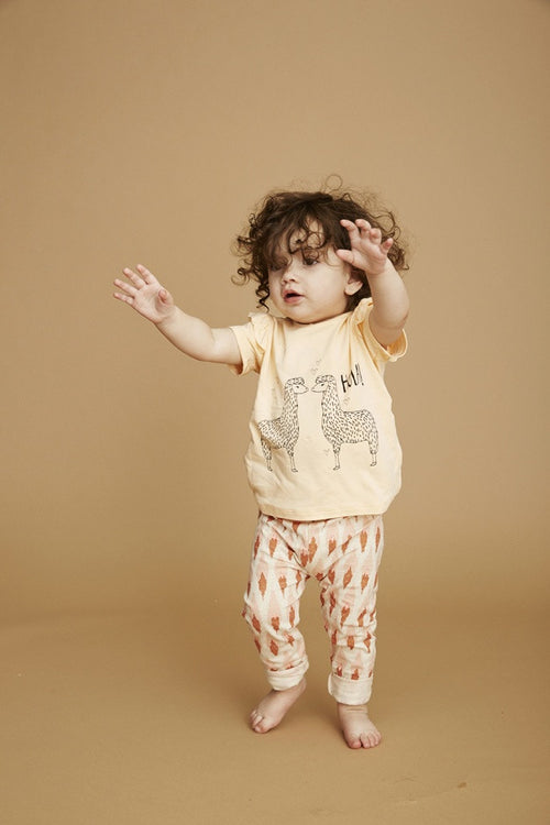 Baby Girls Beige Sif T-Shirt