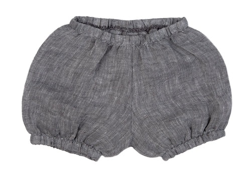 Boys/Girls Unisex Grey Fallon Bloomers