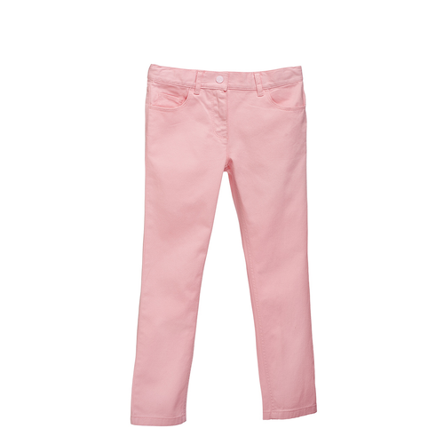Girls Pink Skinny Jeans