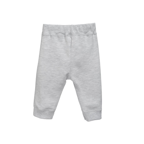 Boys Grey Tracksuit Pants