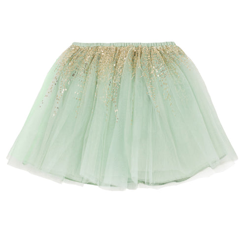 GIRLS Mint/Grey Solstice Skirt