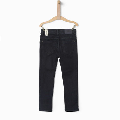 BOYS TAPERED DENIM BLUE BLACK