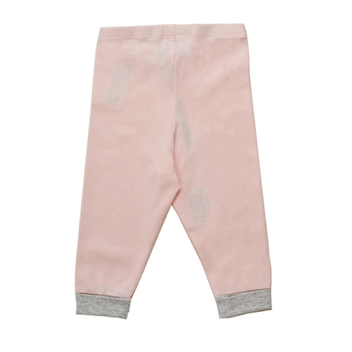 BABY GIRLS PINK PANTS