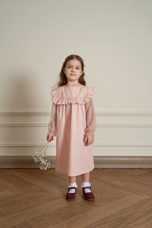 Gabriella Dress Cameo Pink