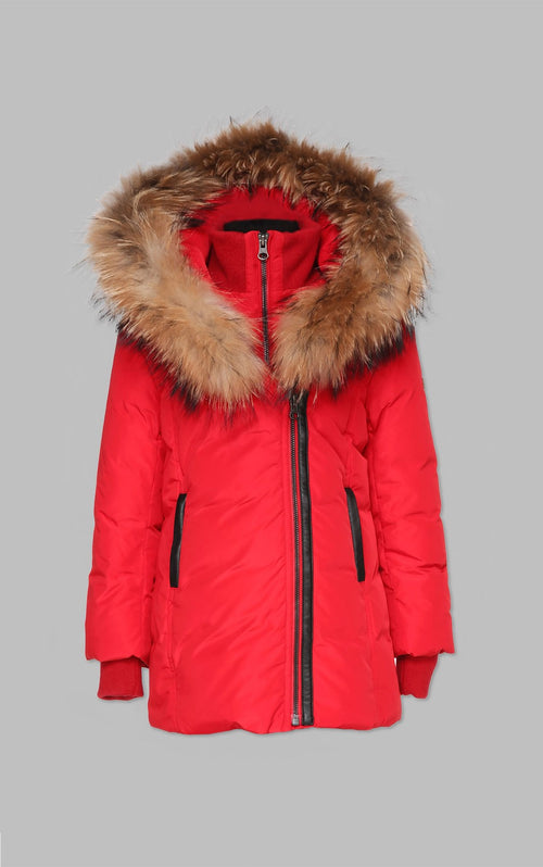 Mackage LEELEE Coat -Red