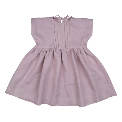 MARLENE DRESS DUSTY PINK