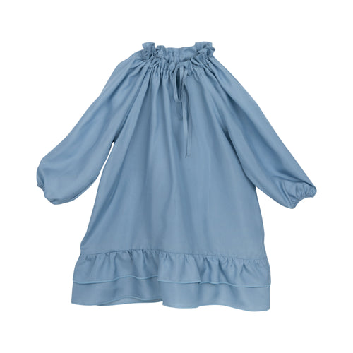 PIPP DRESS SKY BLUE