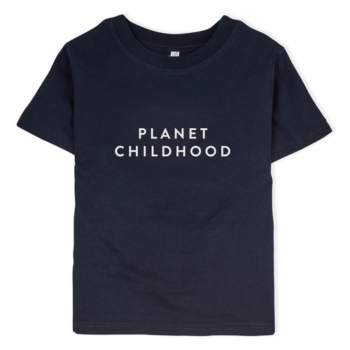 Organic Zoo Planet Childhood T-Shirt