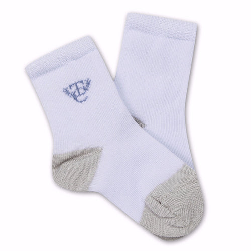 Boys Blue/Grey Socks
